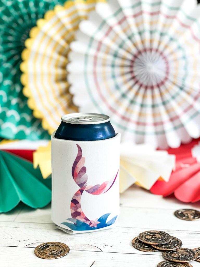 Mermaid Beer Cooler