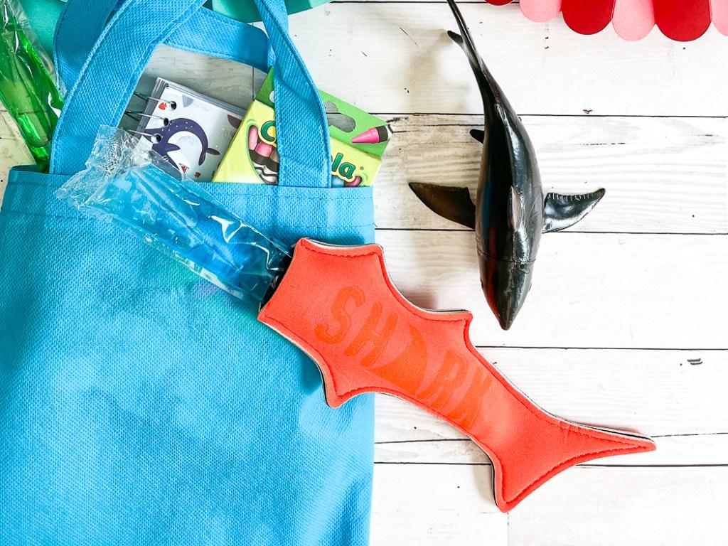 Shark Popsicle Holder Toy Shark