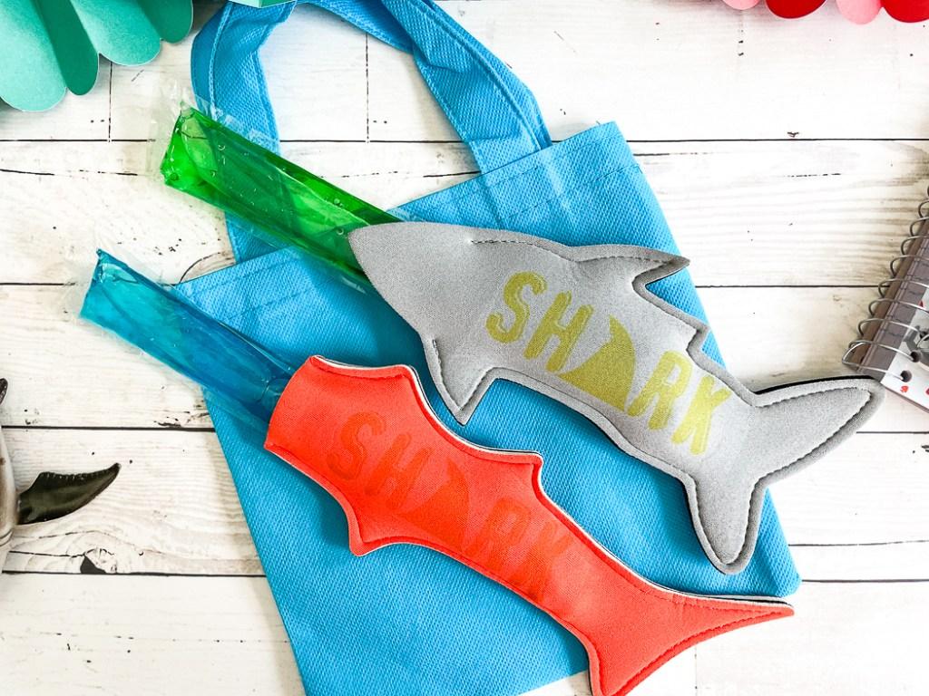 Shark Popsicle Holder