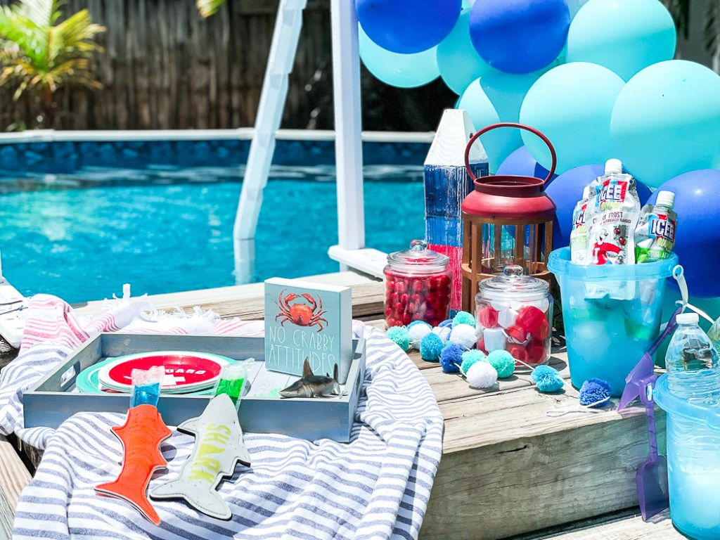 Party Table Pool