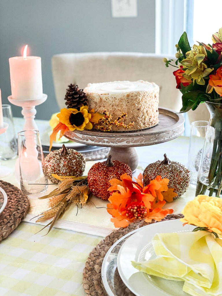 Fall Party Cake