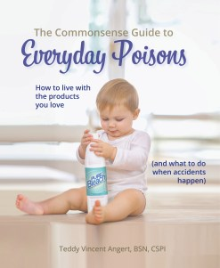 Cover of The Commonsense Guide to Everyday Poisons