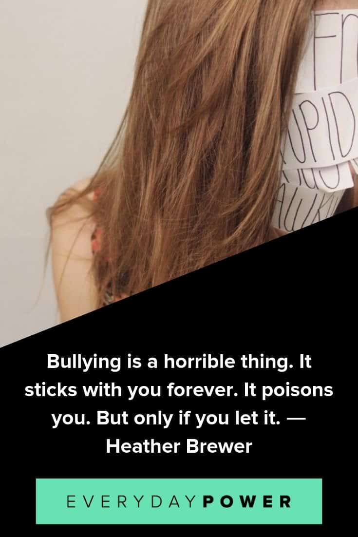 Famous Quotes About Bullying : famous, quotes, about, bullying, Bullying, Quotes, Anti-Bullying, Stance