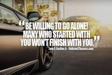 Inspirational Picture Quotes BE WILLING