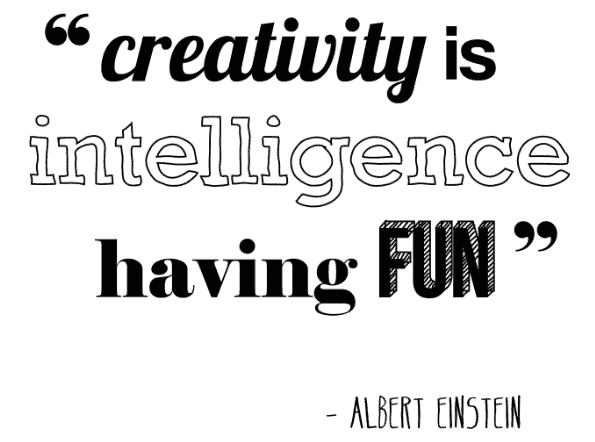 15 Catchy Quotes About Creativity, Innovation and You!