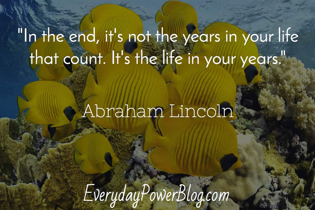 Abraham Lincoln Quotes about freedom and life