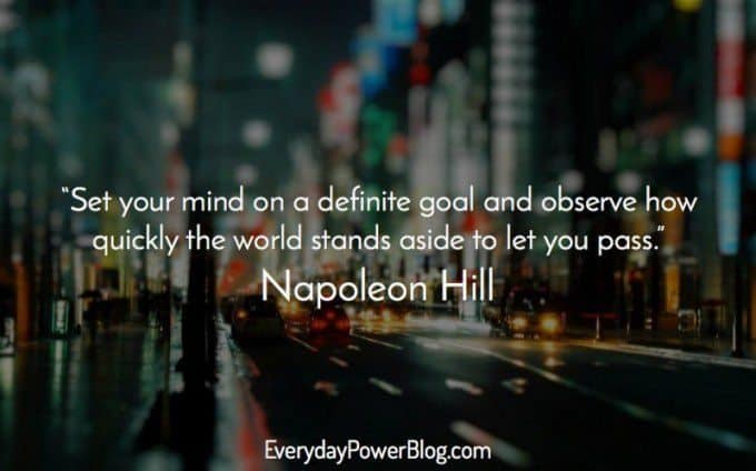 35 Napoleon Hill Quotes From Think And Grow Rich  Everyday Power