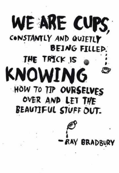 50 Ray Bradbury quotes on Tech, Life & the Future