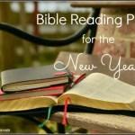 خطط قراءة الكتاب المقدس