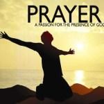 نقاط الصلاة الشكر