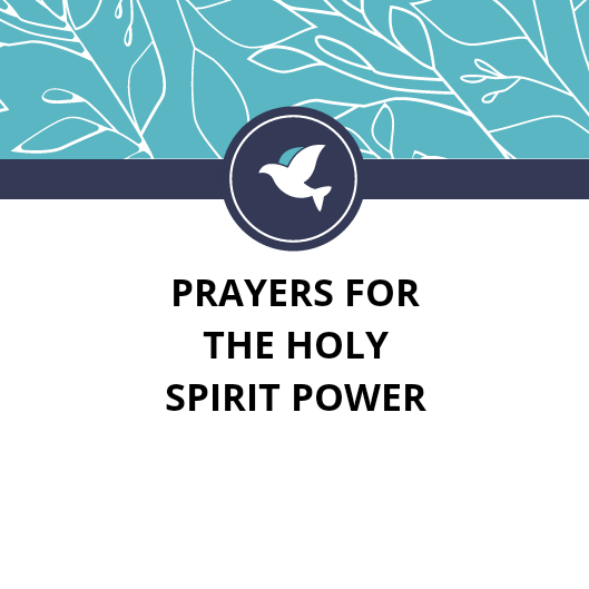 50 Prayers For The Holy Spirit Power | PRAYER POINTS