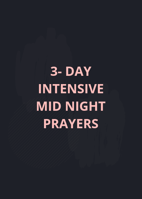 Mid Night Prayer To Fulfill Your Destiny Prayer Points