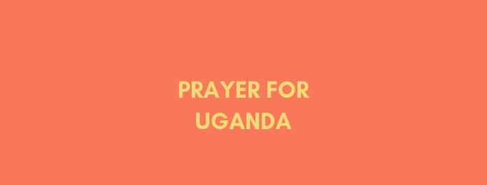 Maombi kwa Uganda