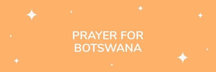 دعا بوٽسانا جي قوم بابت