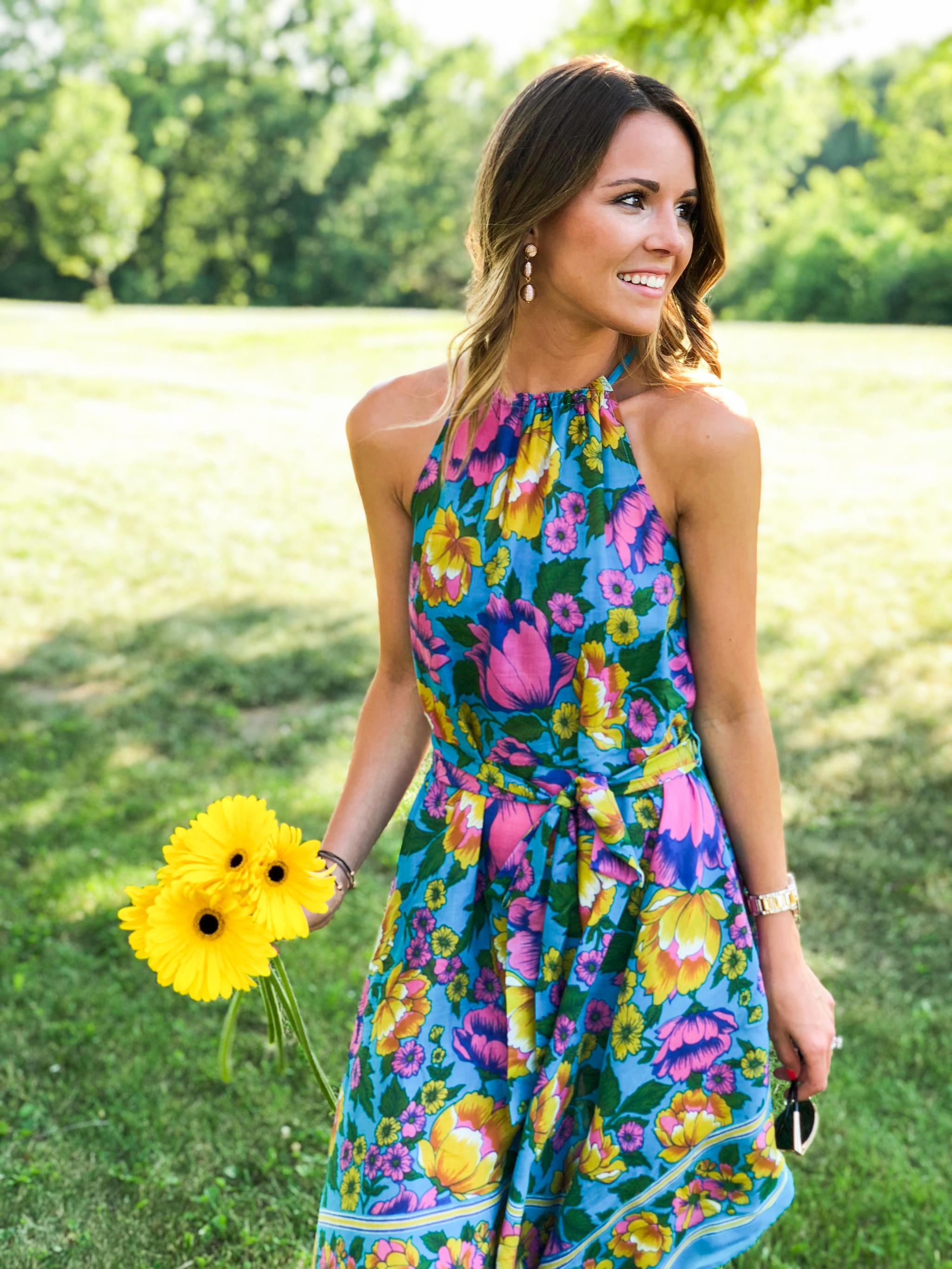 Floral Birthday Dress-15