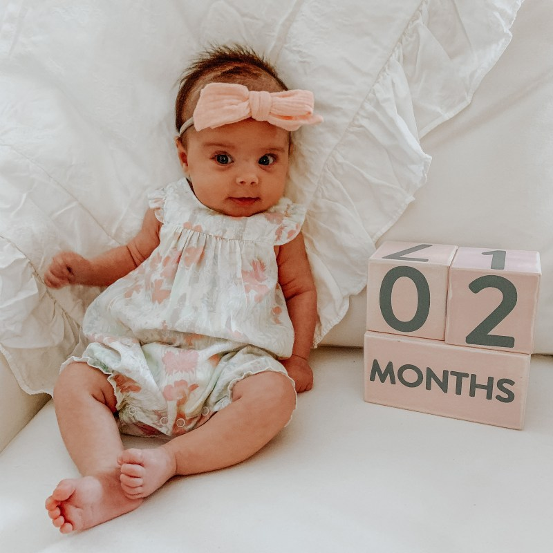 Two Month Baby Update