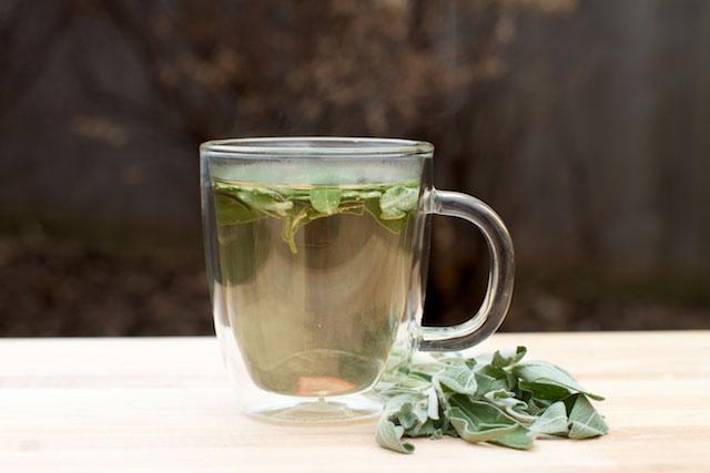 Sage Tea Remedy