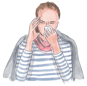 How to Get Rid of a Cold
