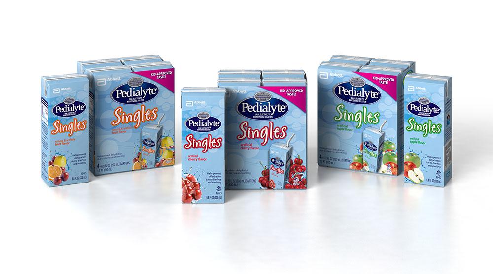 Have you tried new Pedialyte Singles? - Everyday Savvy