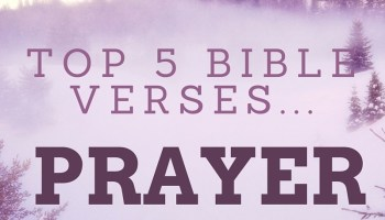 80+ Bible Verses and Quotes on How to Pray - Everyday Servant