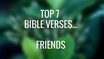 top 7 bible verses on thankfulness