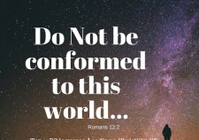 Top 11 Bible verses-leading a Christ-like life