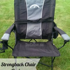 Strongback Chairs Canada Accent Under 100 Strong Back Bed Bath And Beyond Beach Santa Chair The Review Everyday Shortcuts