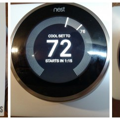 Nest 3rd Generation Video Ford Fiesta Wiring Diagram Mk6 Have A Connected Home With Smart Thermostat And Netgear