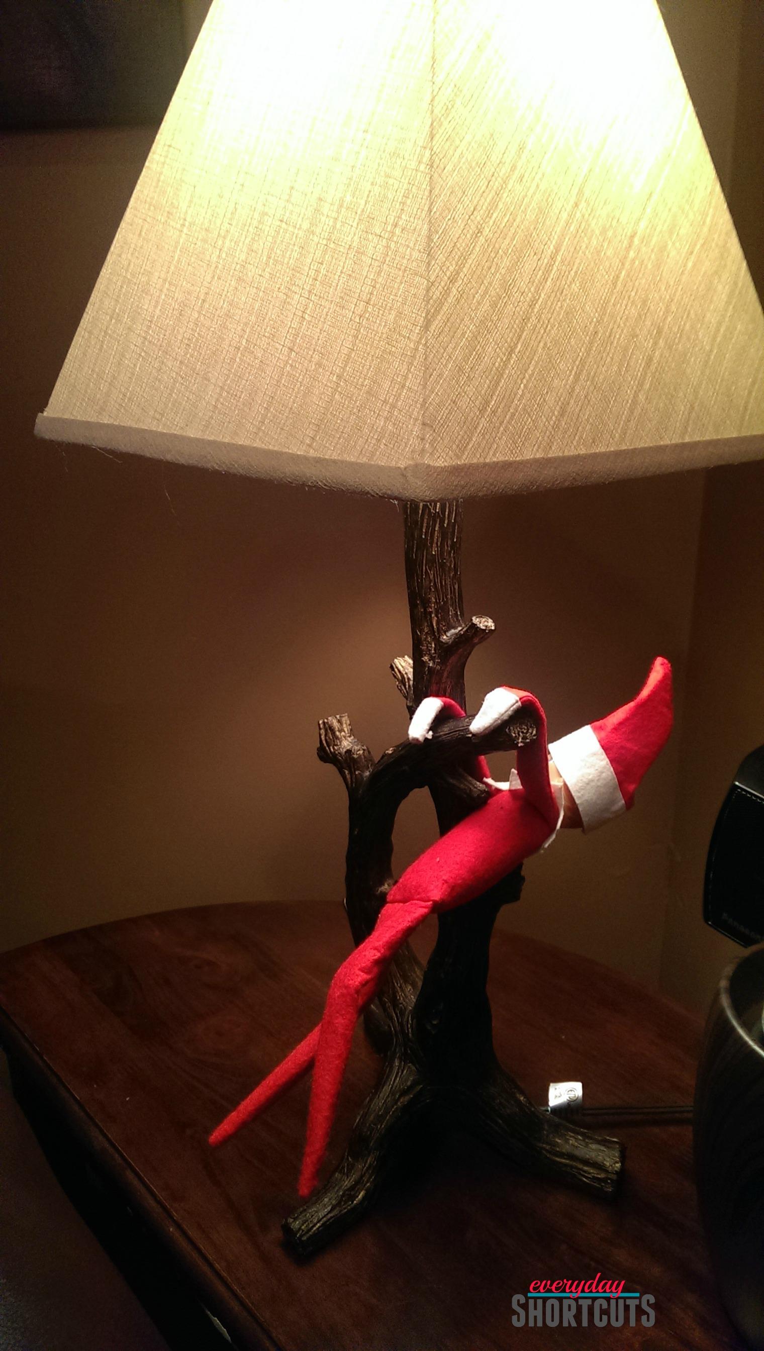 15 Easy Elf On The Shelf Ideas Everyday Shortcuts