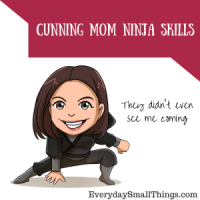My Alter Ego: Ninja Mom
