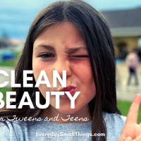 Clean Beauty for Tweens and Teens