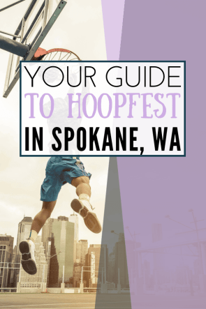 Are you planning on attending Hoopfest in Spokane, WA? Everything you need to know about Hoopfest including how to participate, where to park, and what to eat!