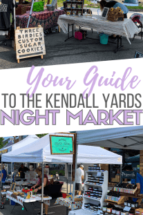Curious about the Kendall Yards Night Market? Here's everything you need to know, including parking, vendors, places to eat and more!