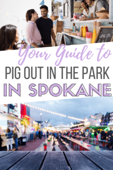 your guide to pig out in the park in spokane, wa
