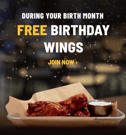 birthday freebies spokane