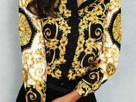 21 Eye-Opening Women's long sleeve blouses