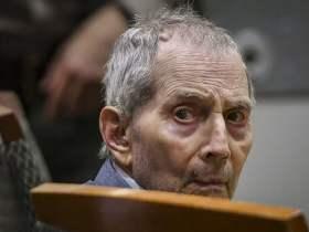 Robert Durst Sentenced to Life in Prison