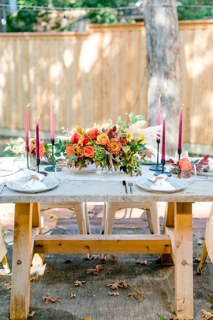 Friendsgiving, Everyday Tables, How To Plan Friendsgiving, Thanksgiving Table, Outdoor Entertaining