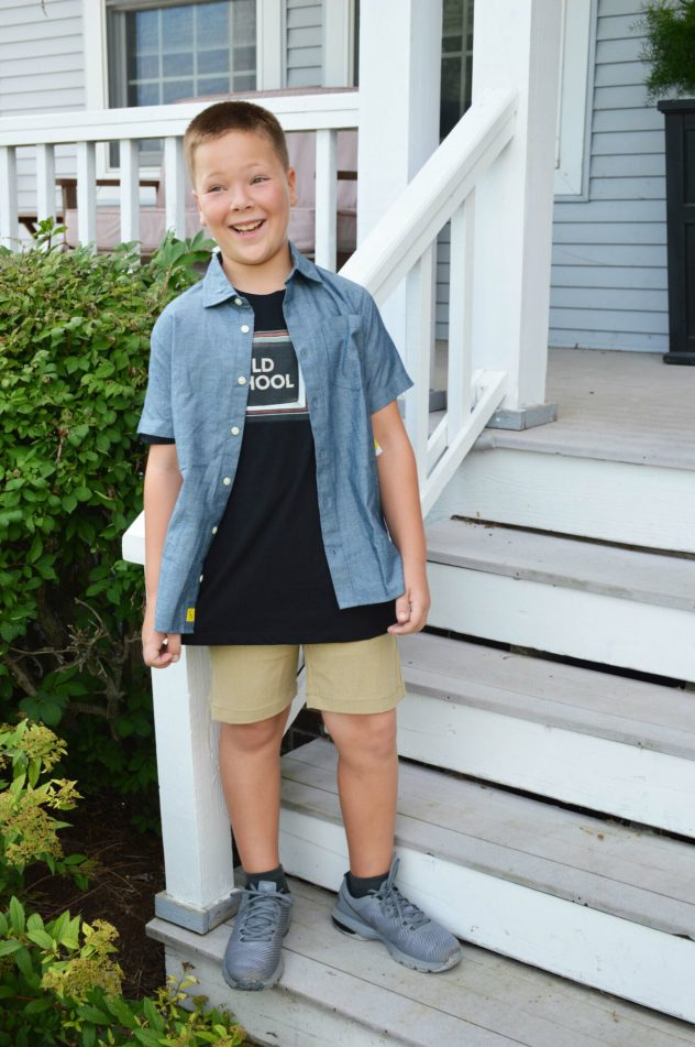 Stitch Fix Kids Rumi Ryder Button Up Shirt