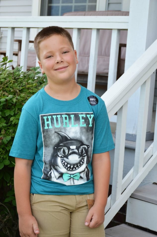 Stitch Fix Kids Hurley Lewis Tee