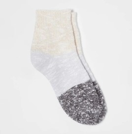 A New Day color block socks
