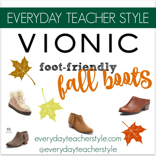 Foot friendly fall boots