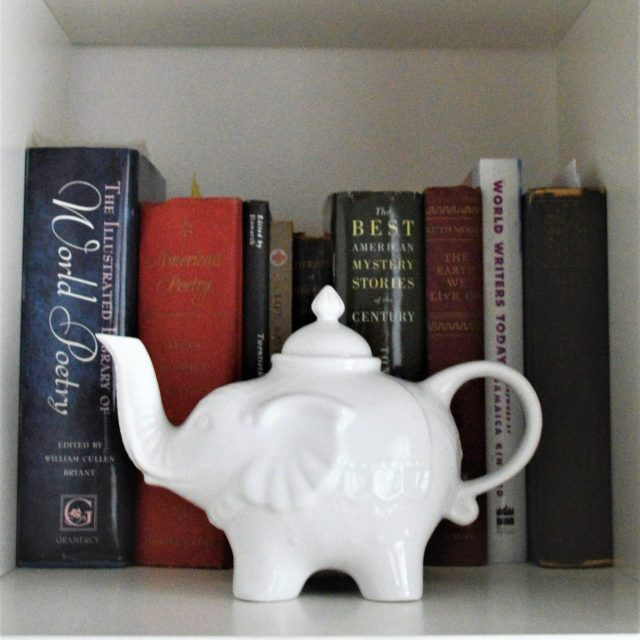 Elephant Tea Pot China Thrifted Find