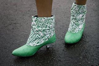 fused plastic boots