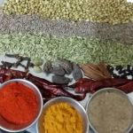 Homemade Pav Bhaji Masala Ingredients