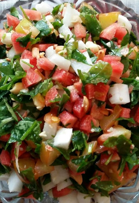 Methi Salad