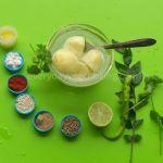 Aloo Khichdi (fasting/ vrat recipe)