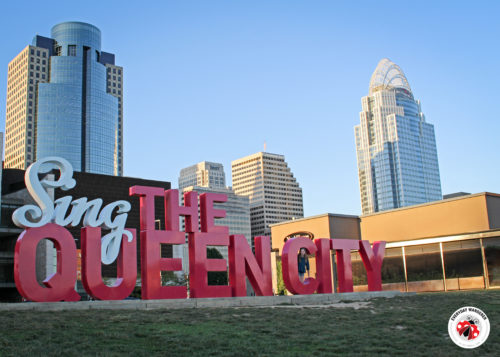 Cincinnati is the Queen City