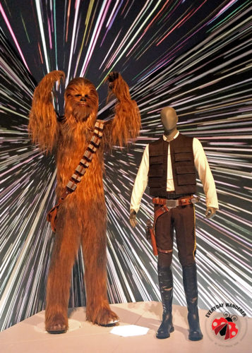 Star Wars' Han Solo and Chewbacca