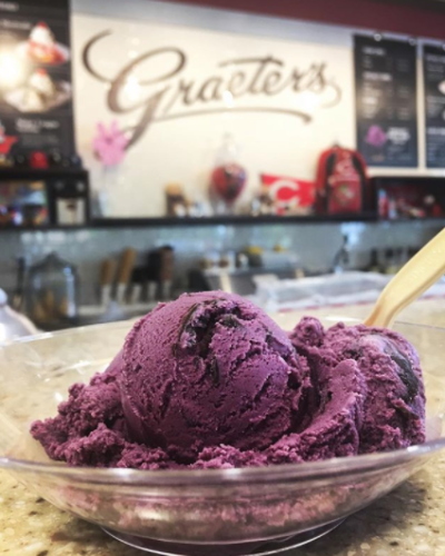 Ice Cream from Graeter's in Cincinnati